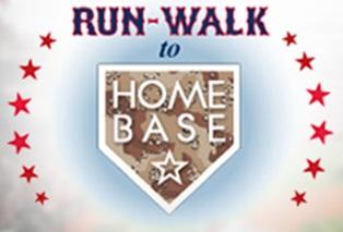 walk run to home base