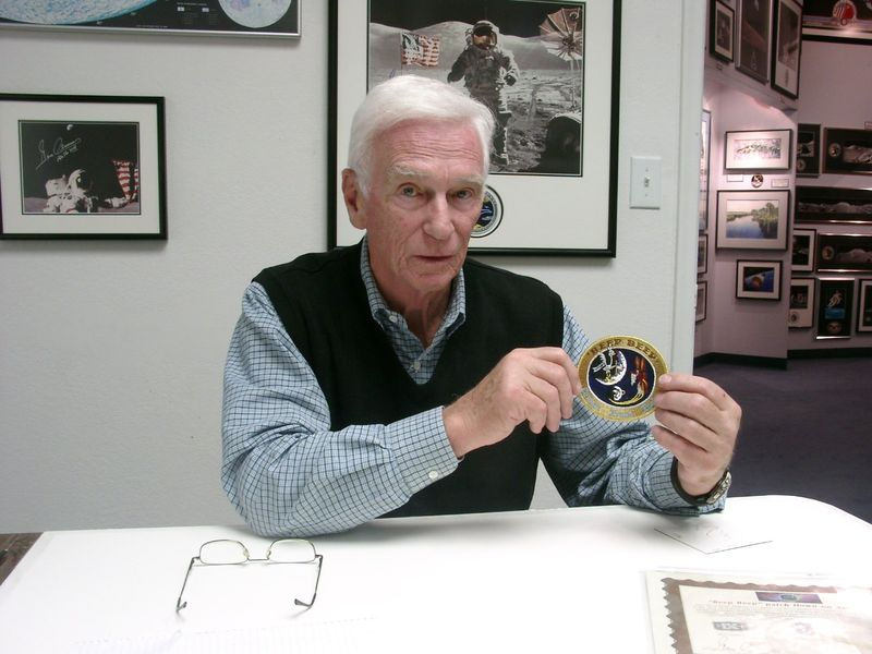 Cernan & A14 BEEP BEEP Patch