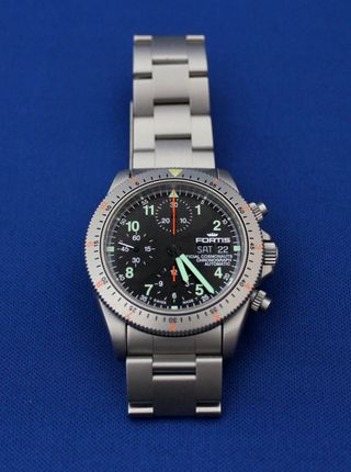 Soyuz watch 1