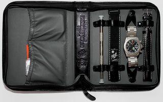 Soyuz Watch Case open 5