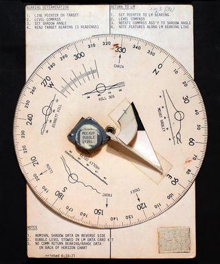 A15 Sun Compass Front