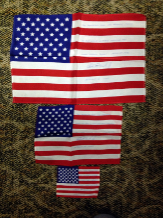 A16 Flags