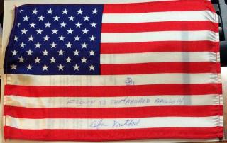 A14 medium US flag